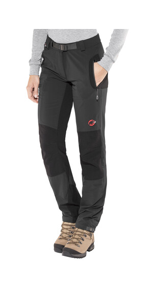 Mammut Courmayeur SO Pant Short Women black